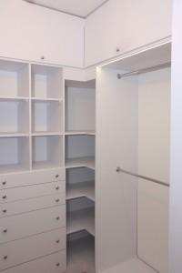 Garderoba biała mat 2