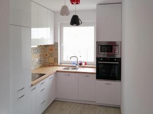 Kuchnia akryl 1