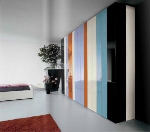 Szafa - akryl w różnych kolorach
